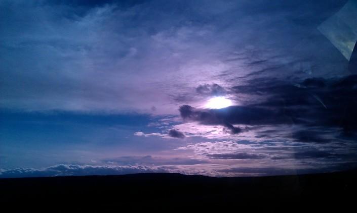 Purple Sky!